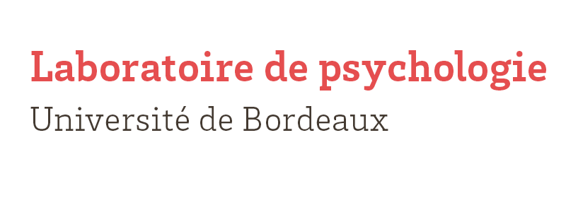 Laboratoire de psychologie de l'université de Bordeaux